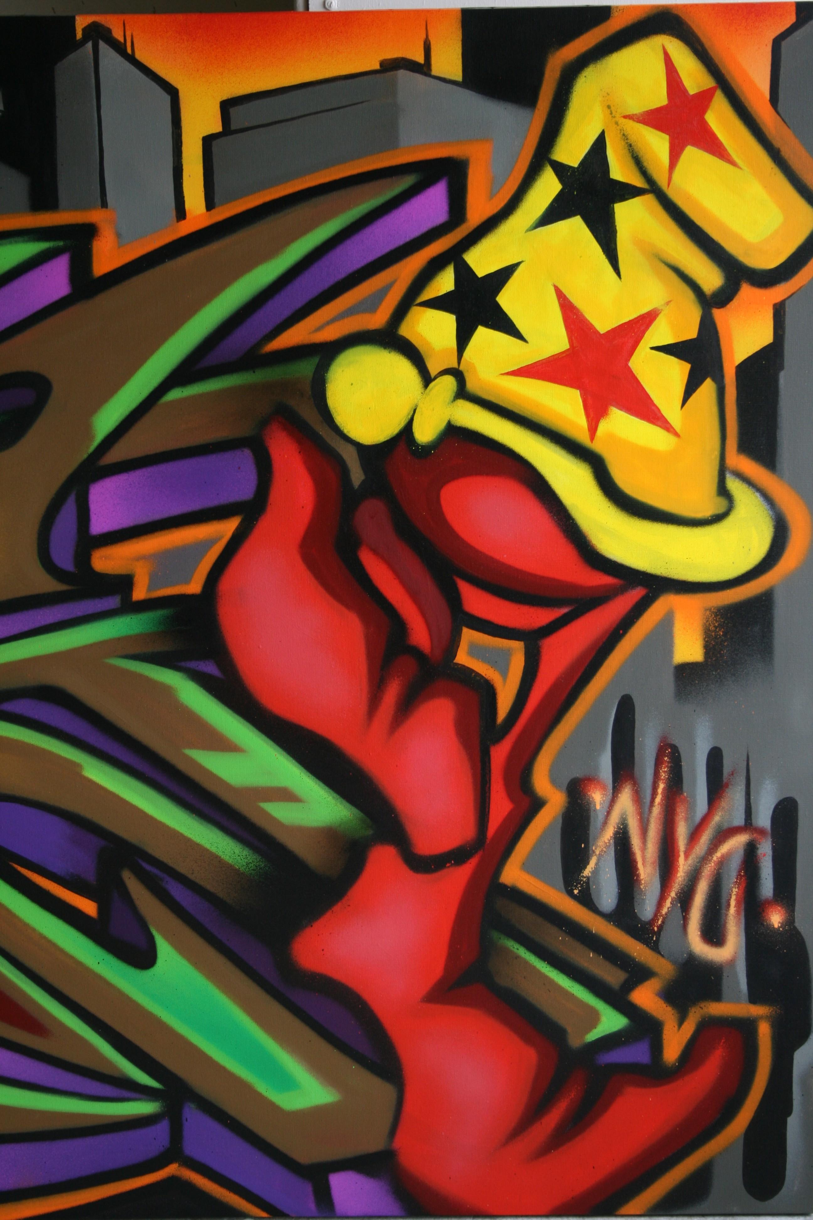 Modern Wall Murals