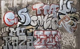 """Custom Graffiti Collection for THQ's """"Homefront"""""""