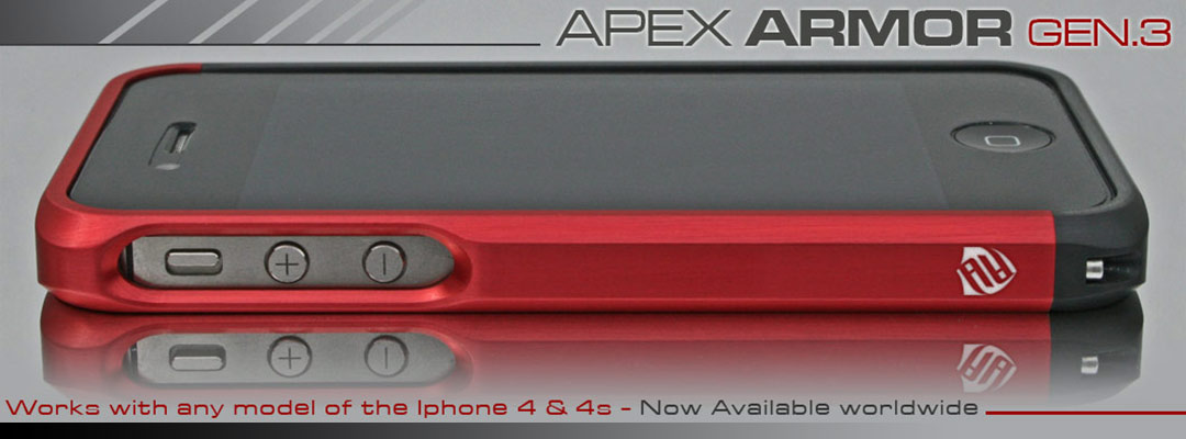 Apex Armor – Print / Web / ID / Photos / Product Dev / Drafting & More…