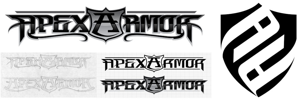 Apex Armor Logo Array