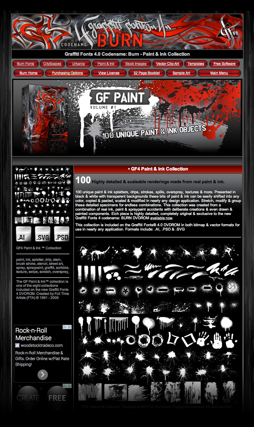burn-paint